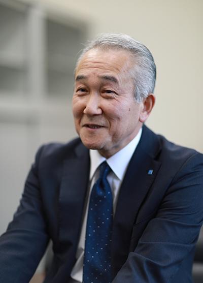 代表取締役社長 横山 典玄